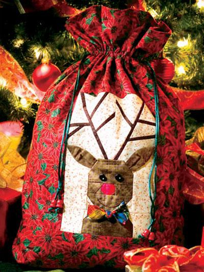 Rudolph Gift Bag